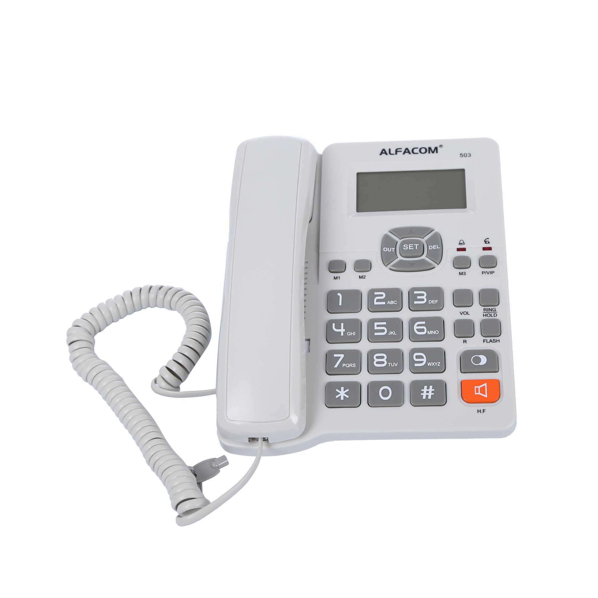 ALFACOM 503 MASA TELEFONU