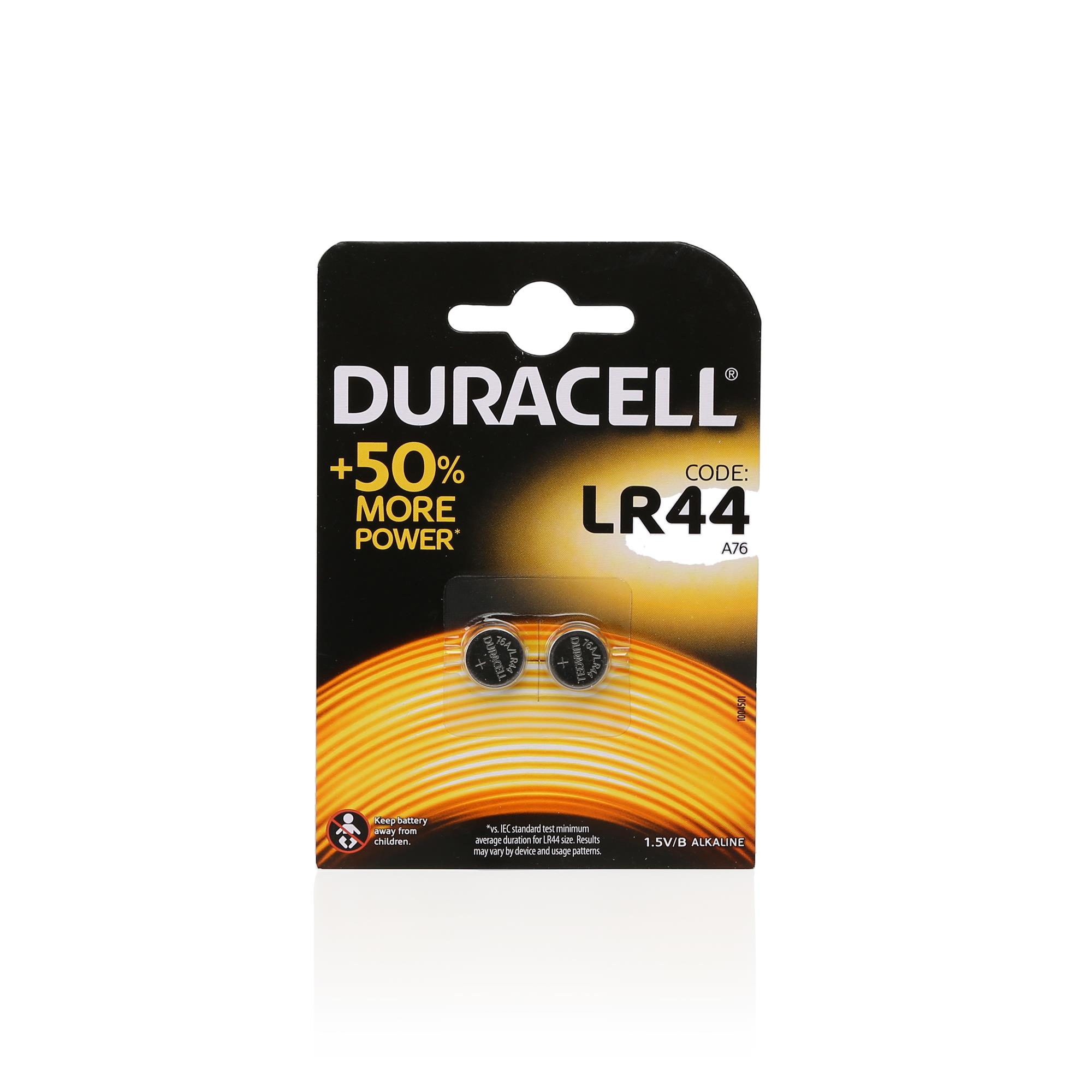 DURACELL LR44/AG13 PİL 2Lİ