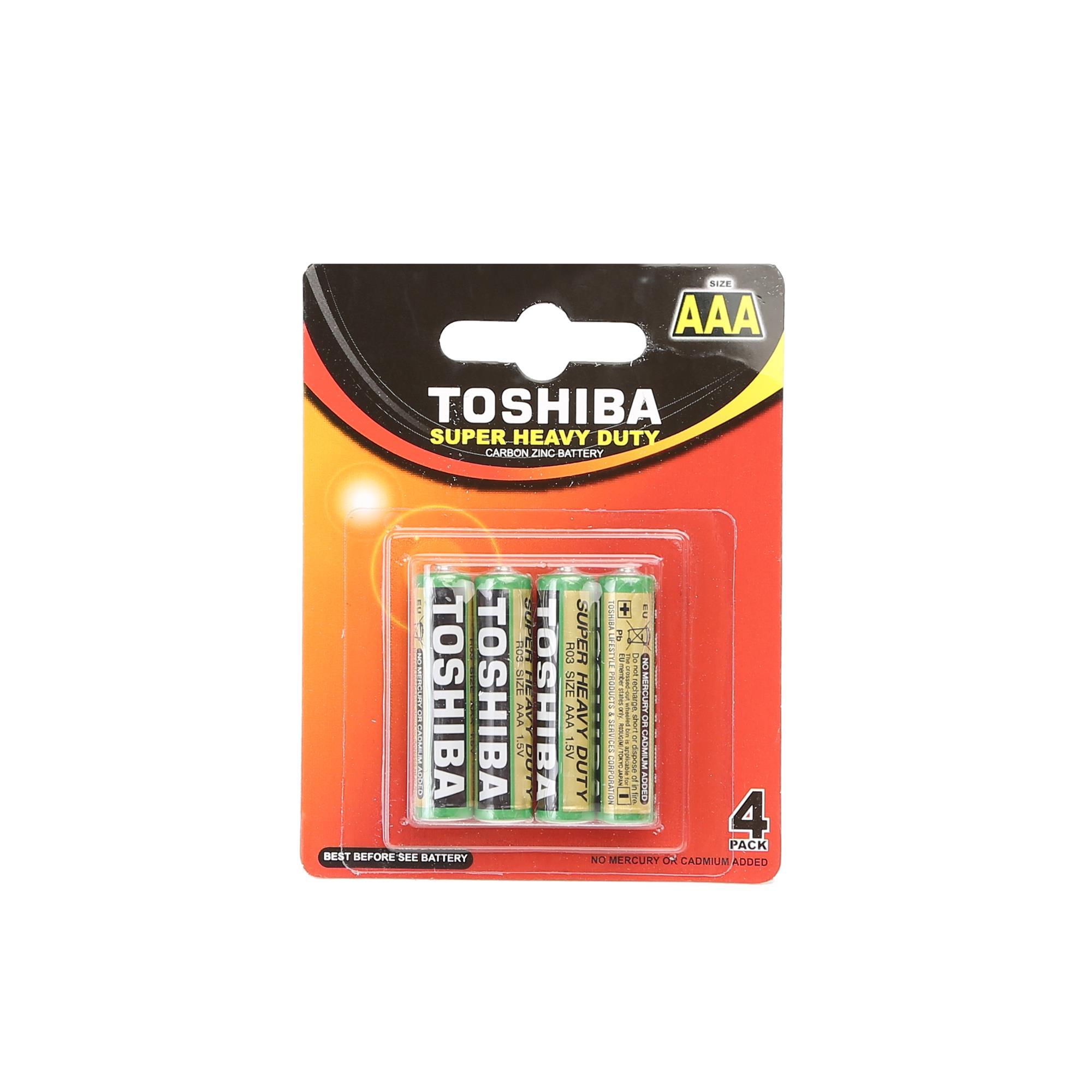 TOSHIBA R03UG BLS. 4LÜ