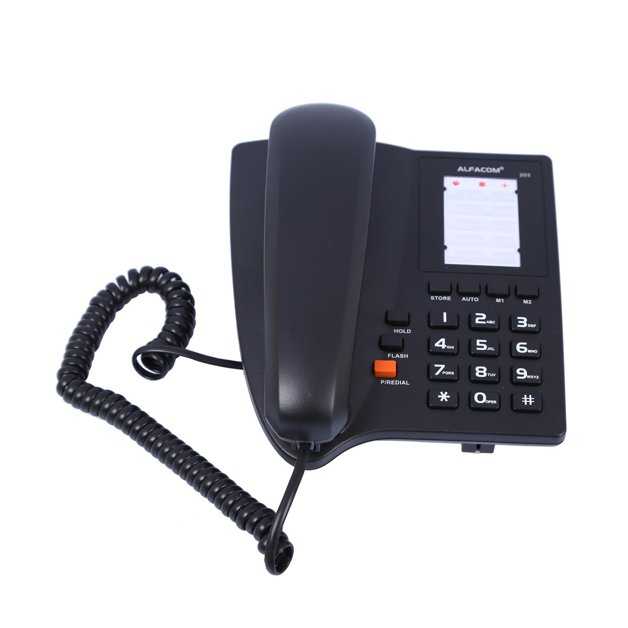 ALFACOM 203 MASA TELEFONU