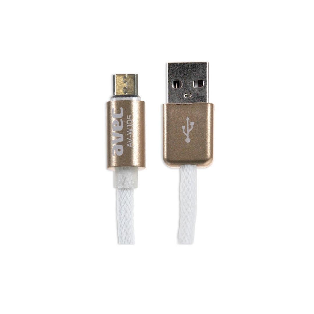 AVEC AV-W105 USB-MICRO USB 1M KABLO