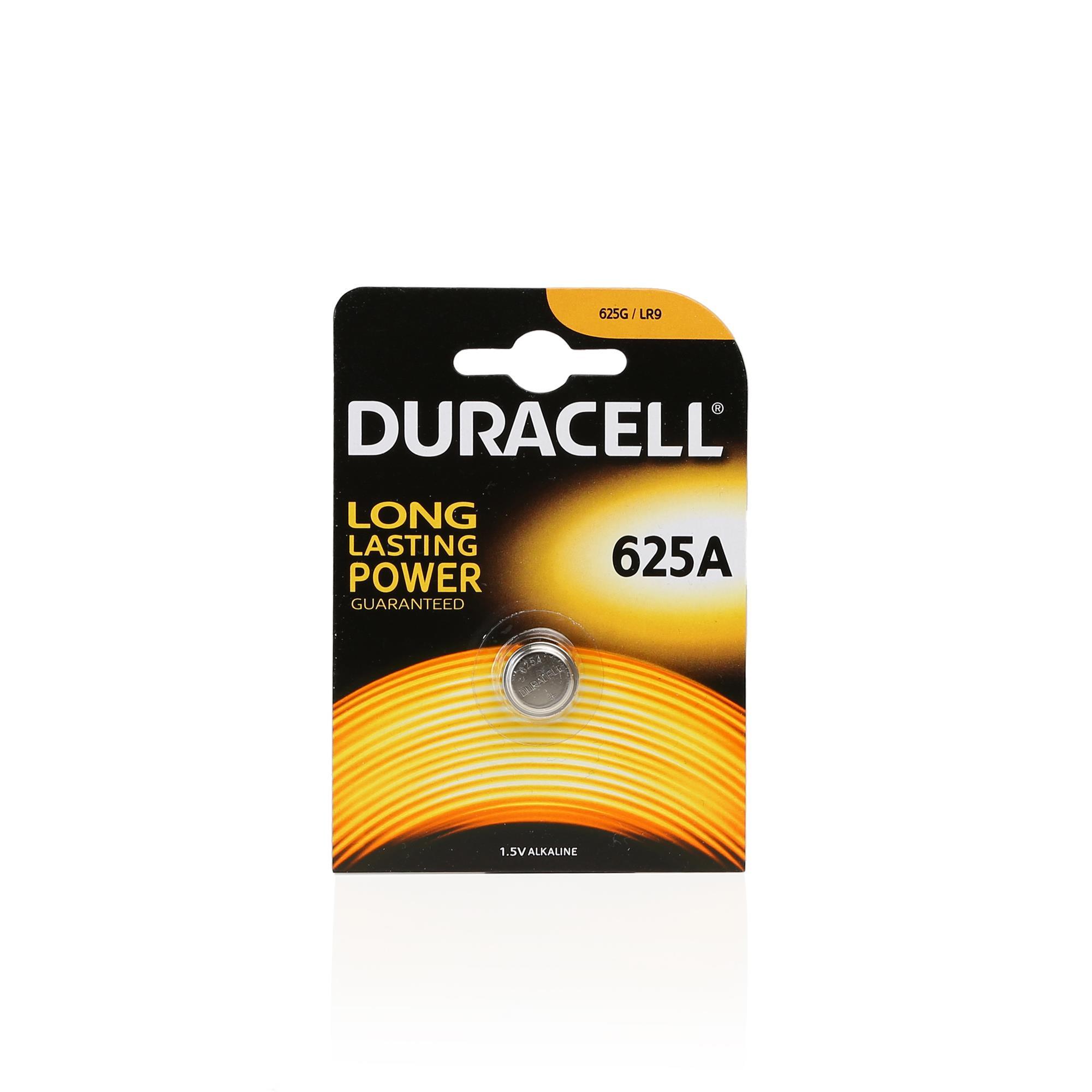 DURACELL 625A/LR9 PİL 1Lİ