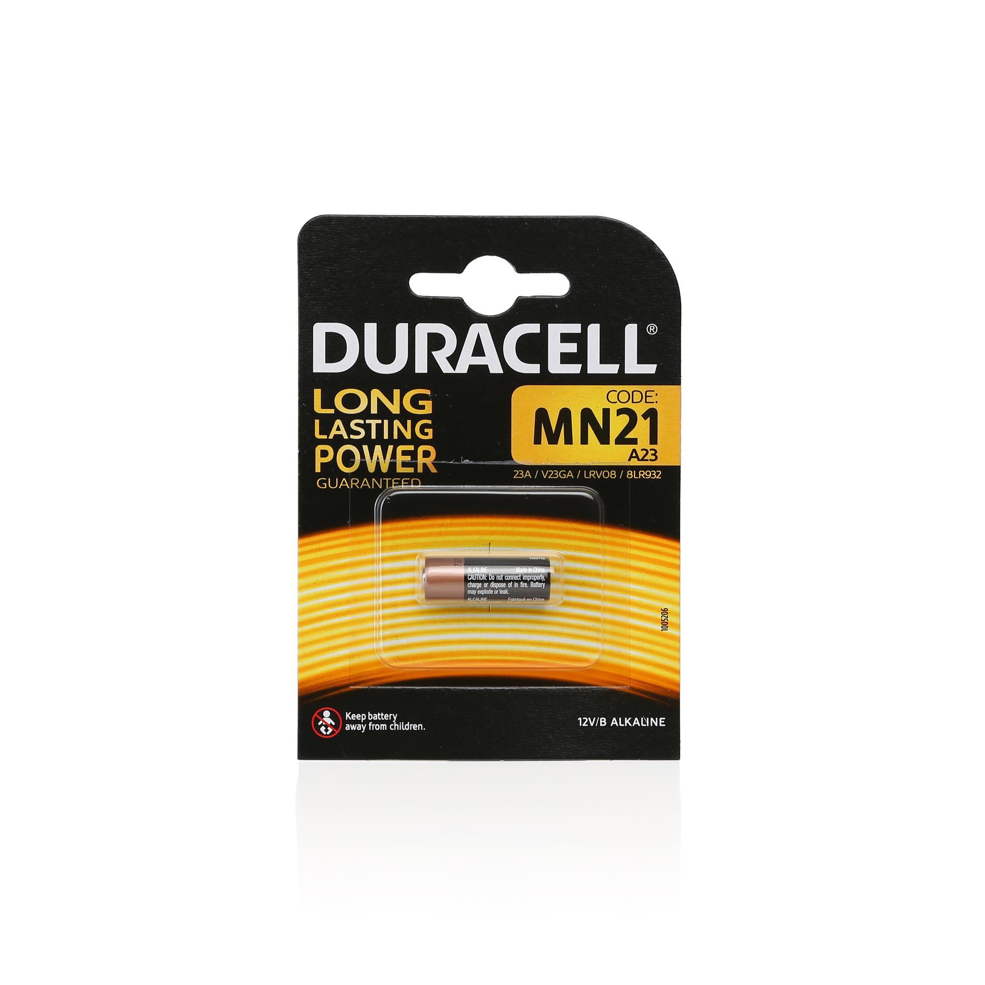 DURACELL MN21/23A 12V PİL 1Lİ