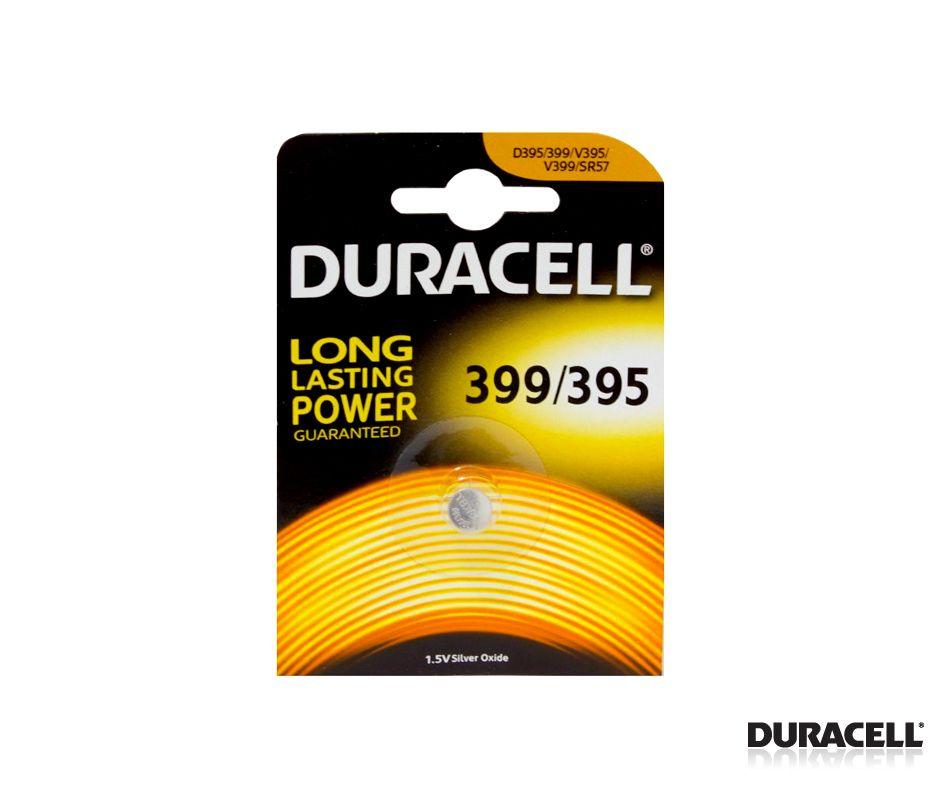 DURACELL SILVER 399/395 TEKLİ SAAT PİLİ