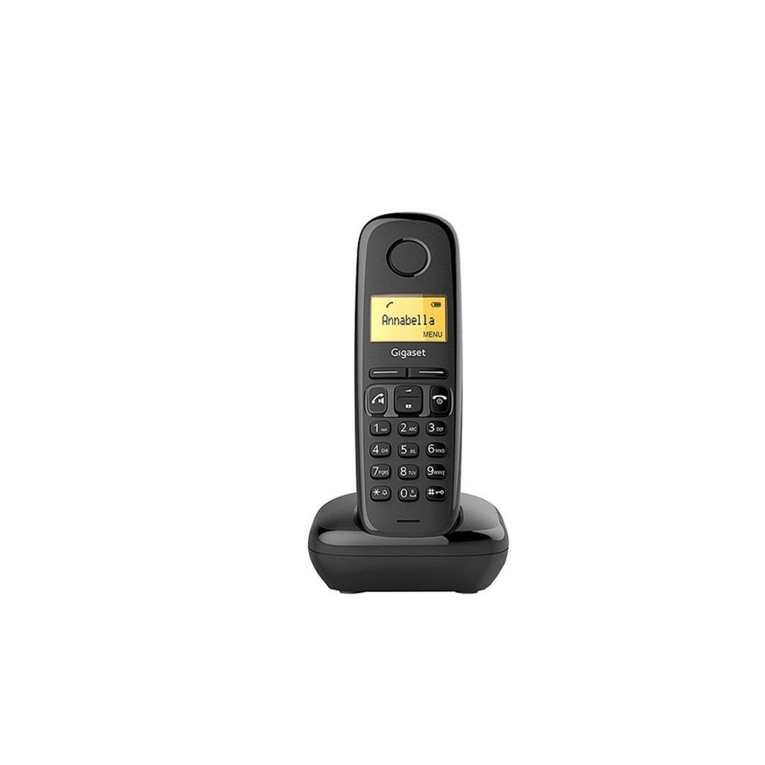 GIGASET A270 SİYAH DECT TELEFON