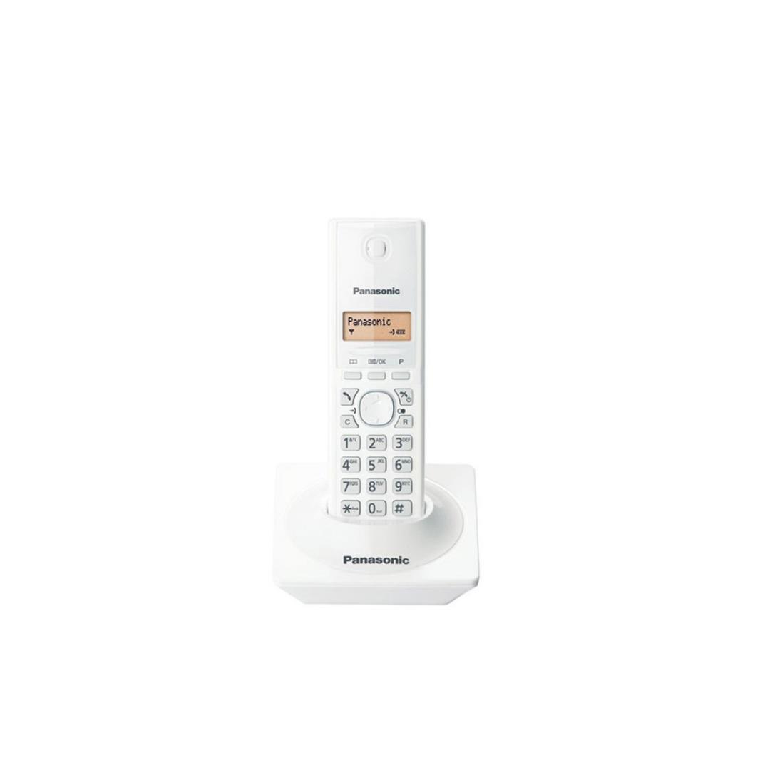 PANASONIC KX-TG 1711  DECT TELEFON BEYAZ