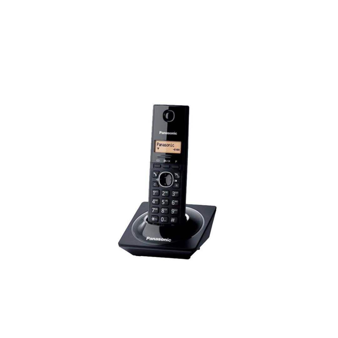 PANASONIC KX-TG 1711  DECT TELEFON SİYAH