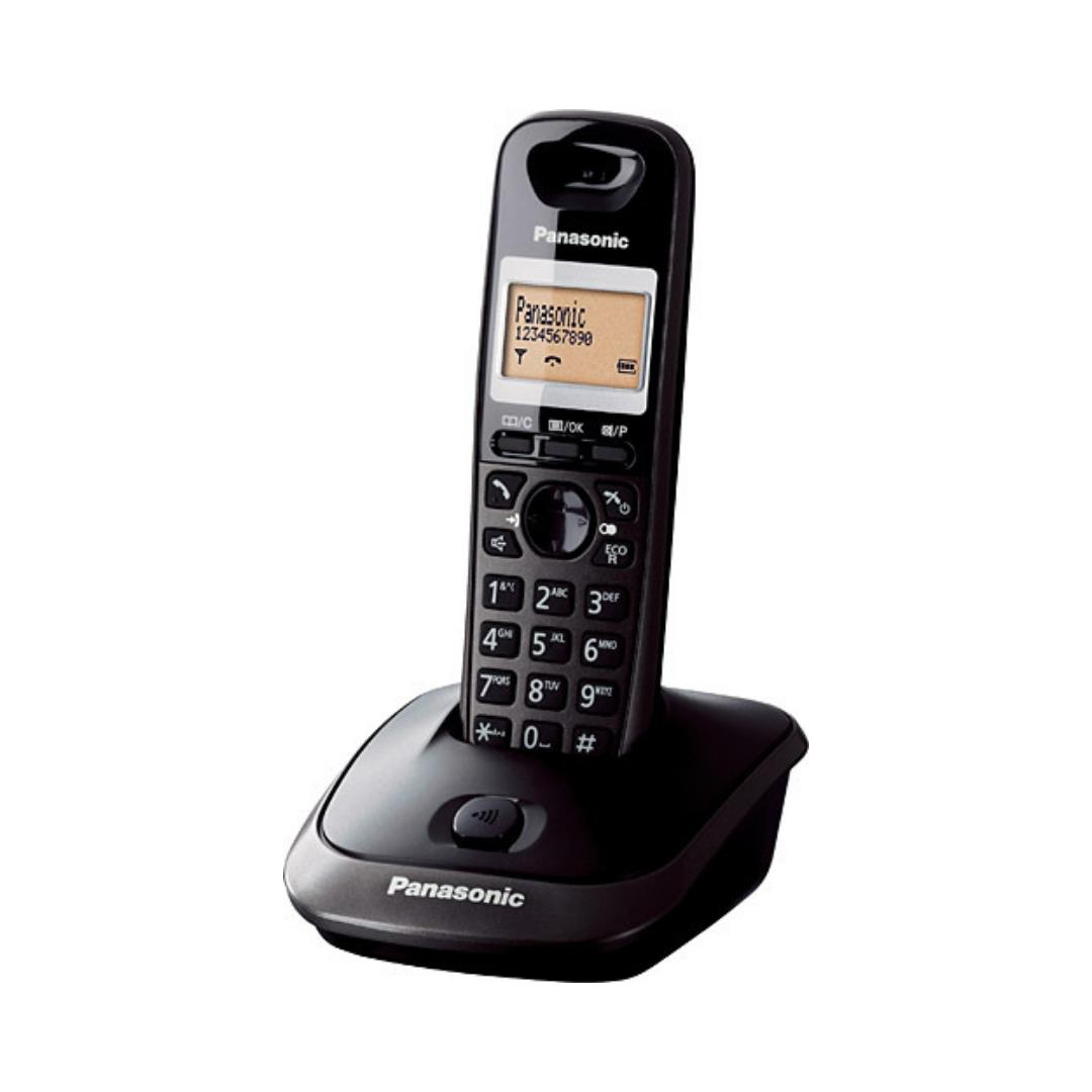 PANASONIC KX-TG 2511 XDECT TELEFON SİYAH