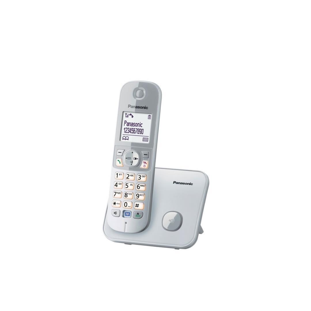 PANASONIC KX-TG 6811 DECT TELEFON GRİ