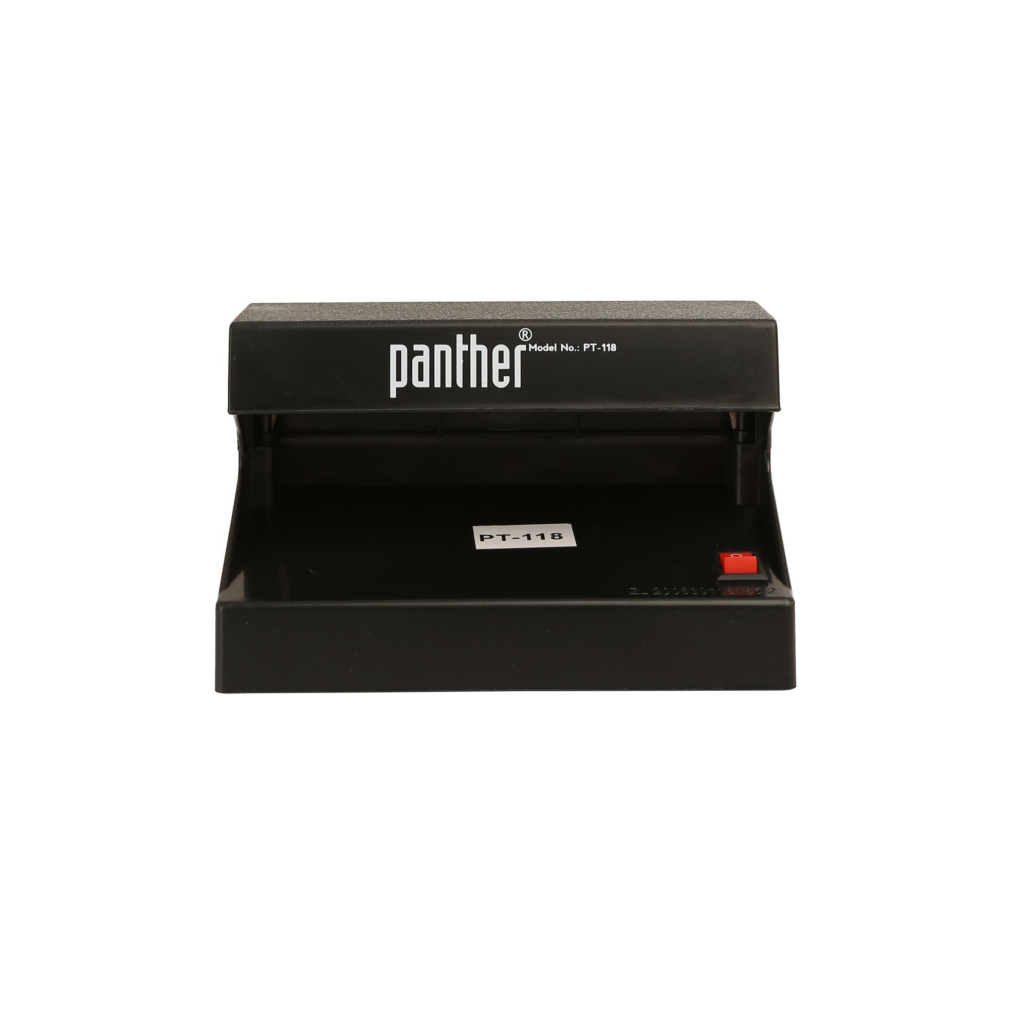 PANTHER PT-118 PARA KONTROL CİHAZI