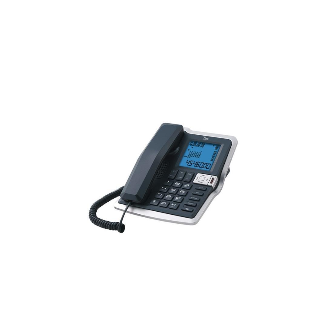 T.TEC TK6085 MASA ÜSTÜ TELEFON GREY-ŞAMP.