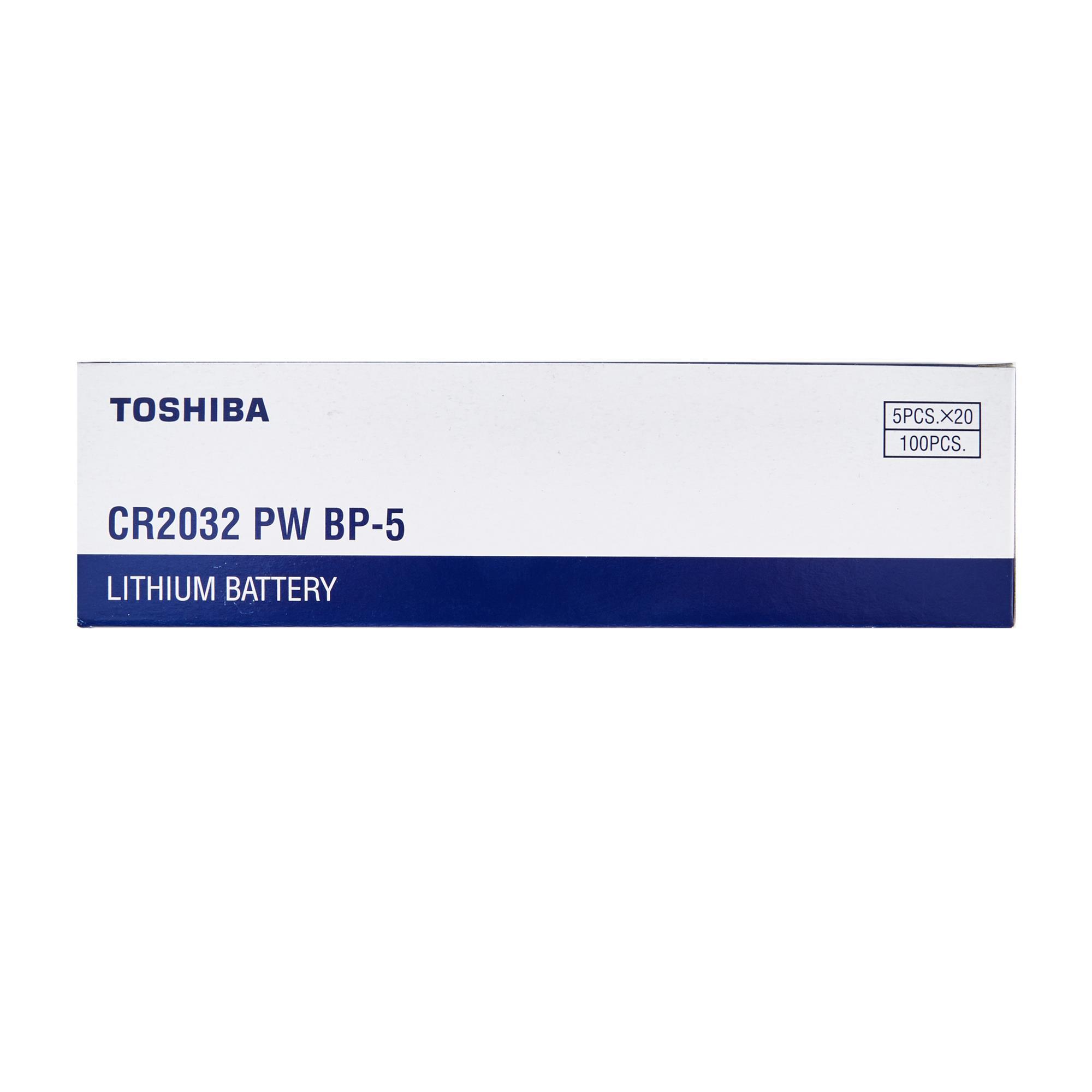 TOSHIBA CR 2032 LITHIUM 5Lİ PİL