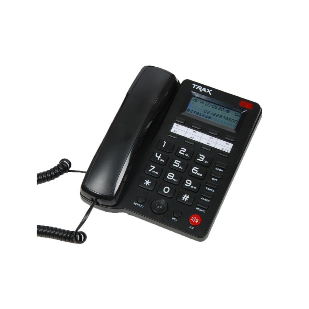 TRAX TC 605PB CID MASA TELEFONU